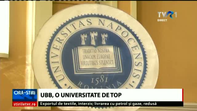 UBB, universitate de top