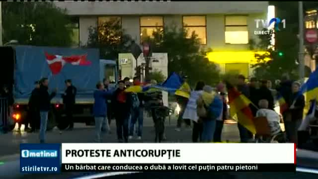 Proteste anticorupție