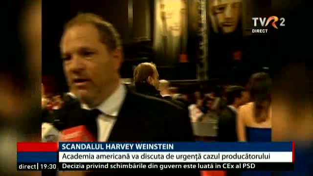 Scandal uriaș la Hollywood