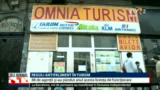 Reguli antifaliment în turism