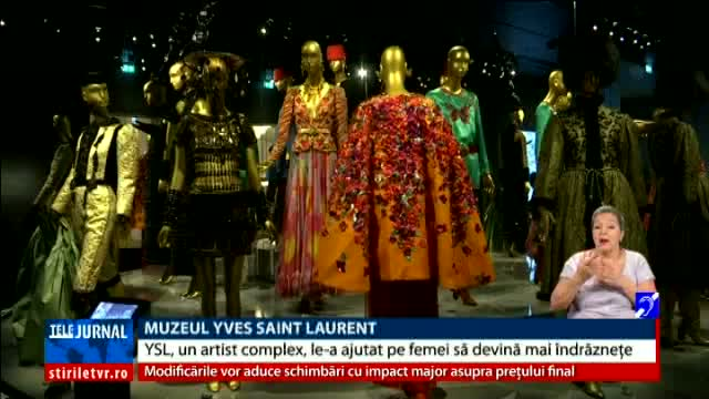 Muzeul Yves Saint Laurent