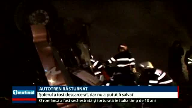 Accident în Mehedinți