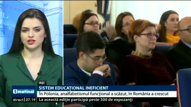 Sistem educațional ineficient