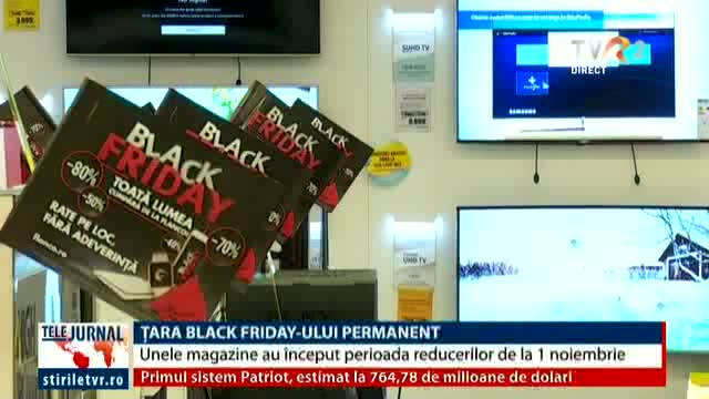 Black Friday permanent