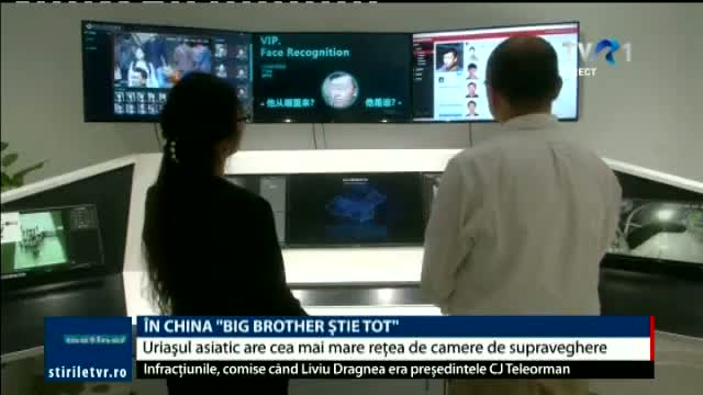 In China big brother stie tot