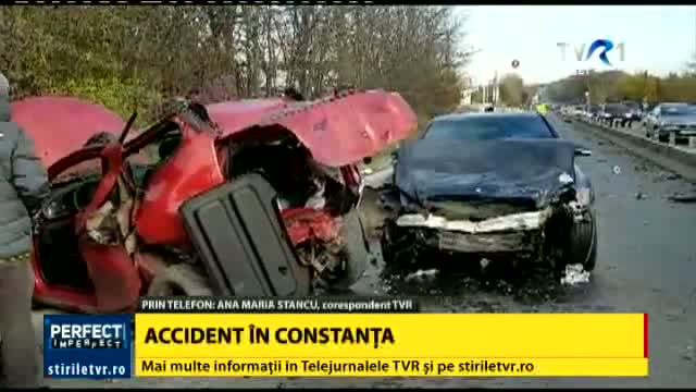 Accident in Constanta