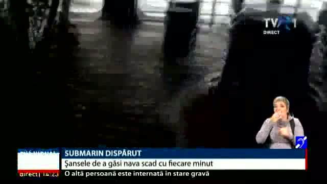 Submarin dispărut