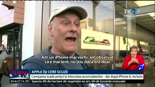 Apple isi cere scuze