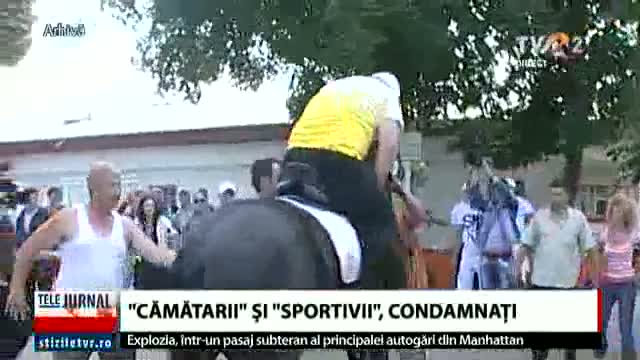 Interlopi condamnați