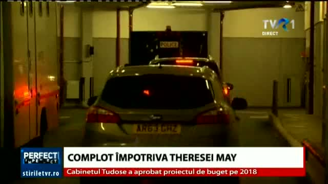 Complot impotriva Theresei May