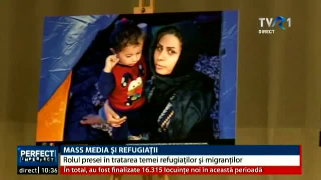Mass media și refugiații