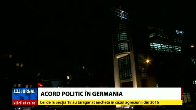 Acord politic în Germania