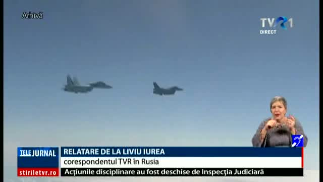 Incident aviatic ruso-american