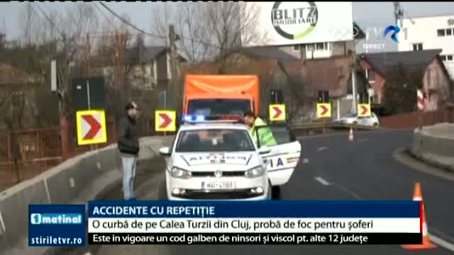 Accidente cu repetiție