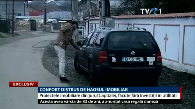 EXCLUSIVITATE Confort distrus de haosul imobiliar