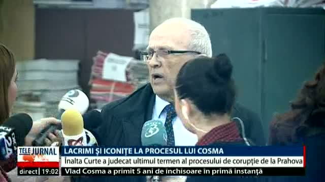 Procesul lui Vlad și Mircea Cosma