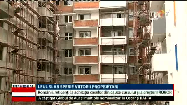 Leul slab sperie viitorii proprietari