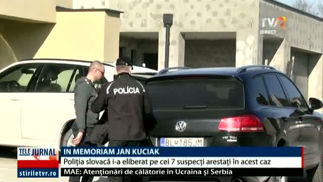 In memoriam Jan Kuciak
