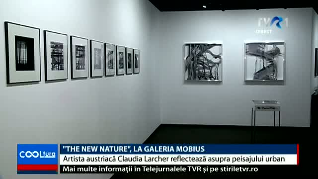 """The New Nature"", la Galeria Mobius"