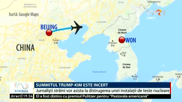 Summitul Trump-Kim este incert