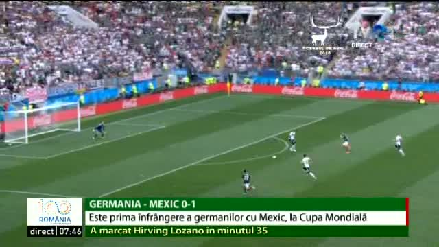 Rezumat Germania - Mexic