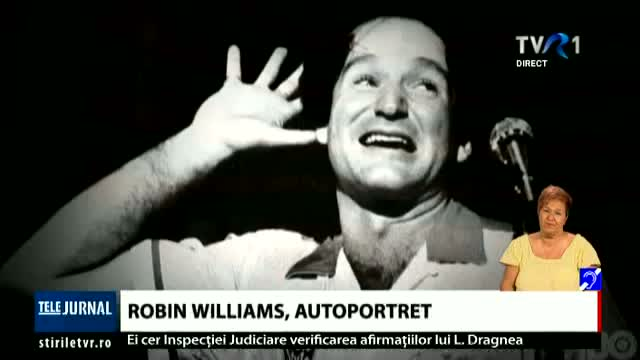 Robin Williams, autoportret