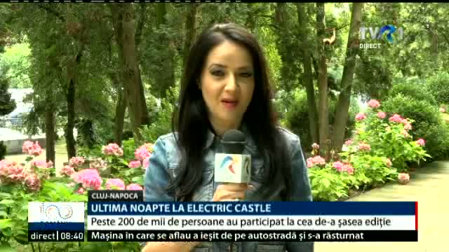 Ultima noapte la Electric Castle