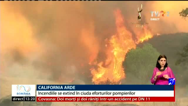 California arde