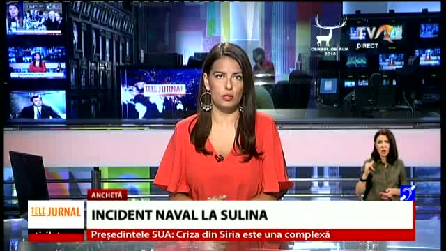 Incident la Sulina