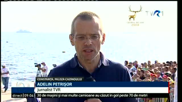 Ziua Marinei, in direct la TVR