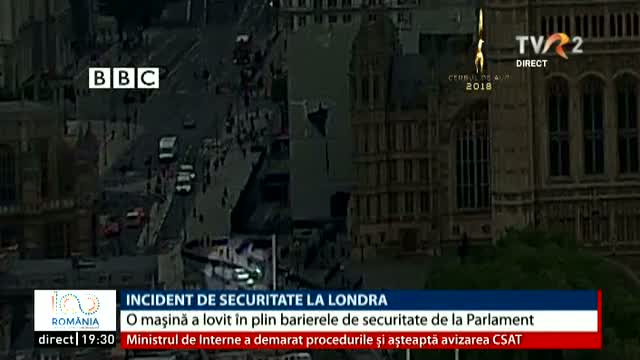 Incident de securitate la Londra