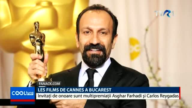 COOLTURA Les films de Cannes a Bucarest