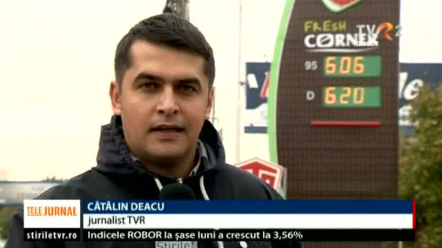 Prețuri record la carburanți