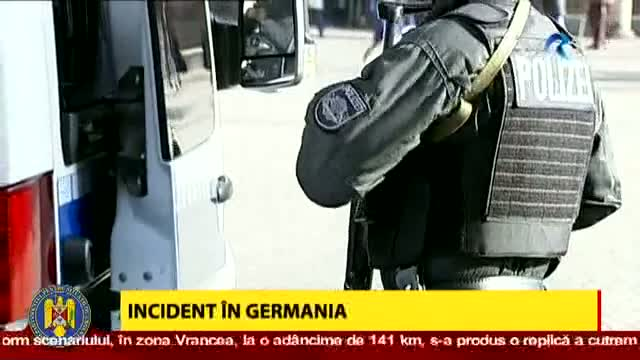 Incident în Germania