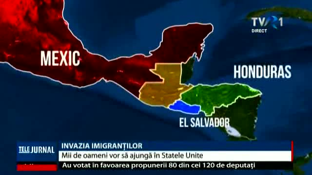 Invazia migranților