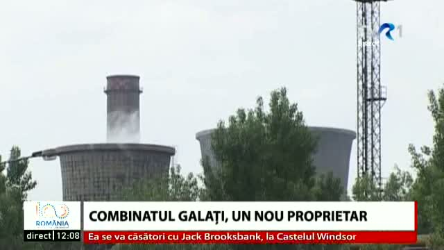 Combinatul Galați, un nou proprietar