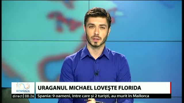 Uraganul Michael lovește Florida