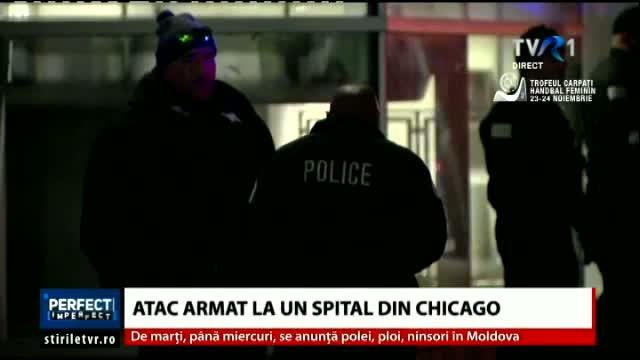 Atac armat la Chicago