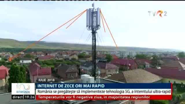 Internet de 10 ori mai rapid