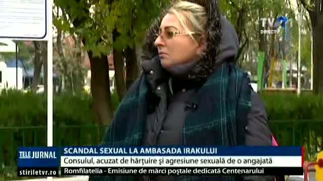 Scandal sexual la Ambasada Irakului