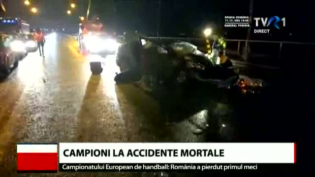 Campioni la accidente mortale
