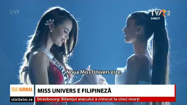 Miss Univers e filipineză
