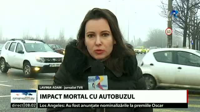 Accident in Capitală