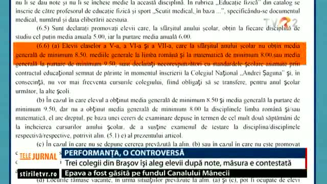 Performanța, o controversă