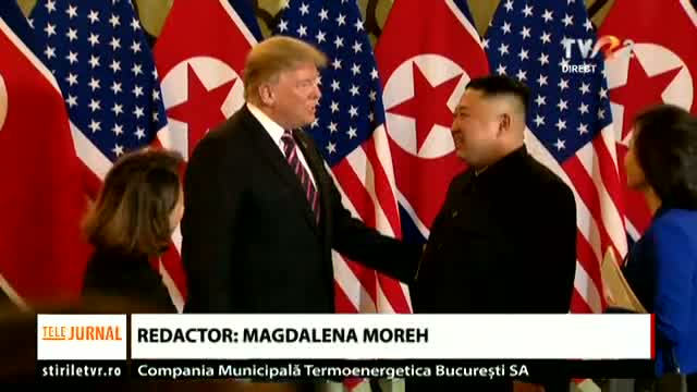 Summit Trump-Kim în Vietnam
