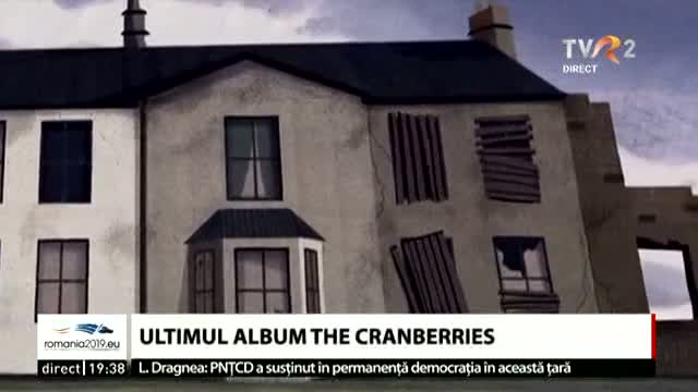 Ultimul album Cranberries