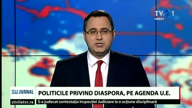 Politicile privind Diaspora, pe agenda UE
