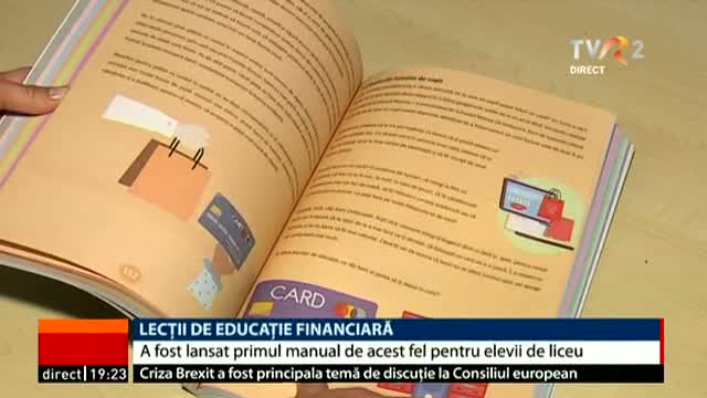 Lecții de educație financiară