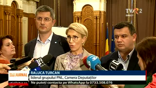 Negocieri intense la Camera Deputaților