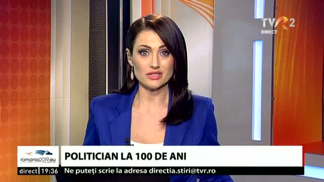 Politician la 100 de ani